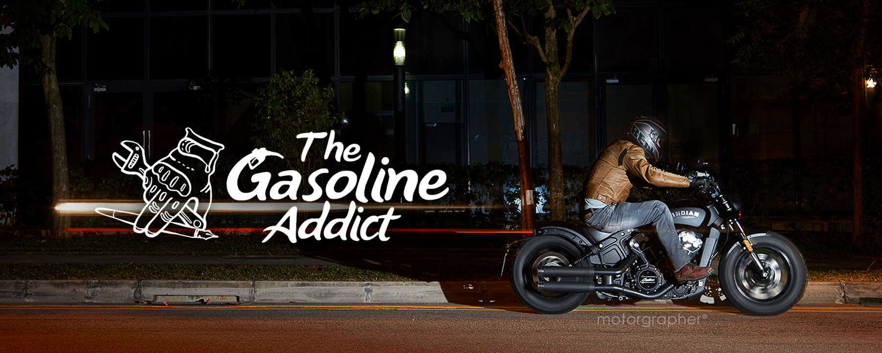 The Gasoline Addict