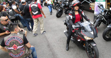 motorcycle events weekend