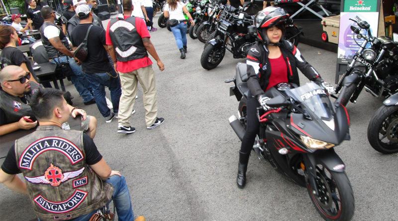 motorcycle events weekend