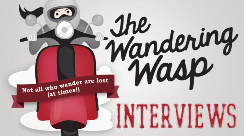 Wandering Wasp Juvena Huang Singapore Interview