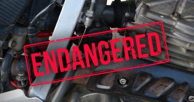endangered carburetor XR250