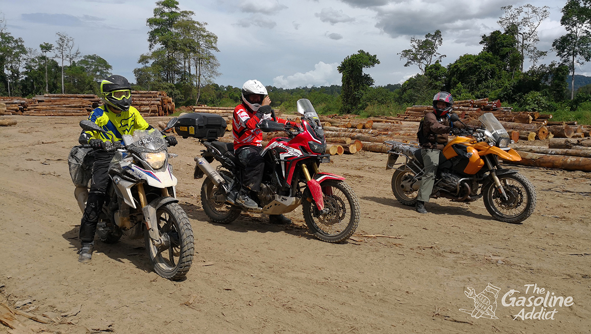 BMW G310GS Africa Twin