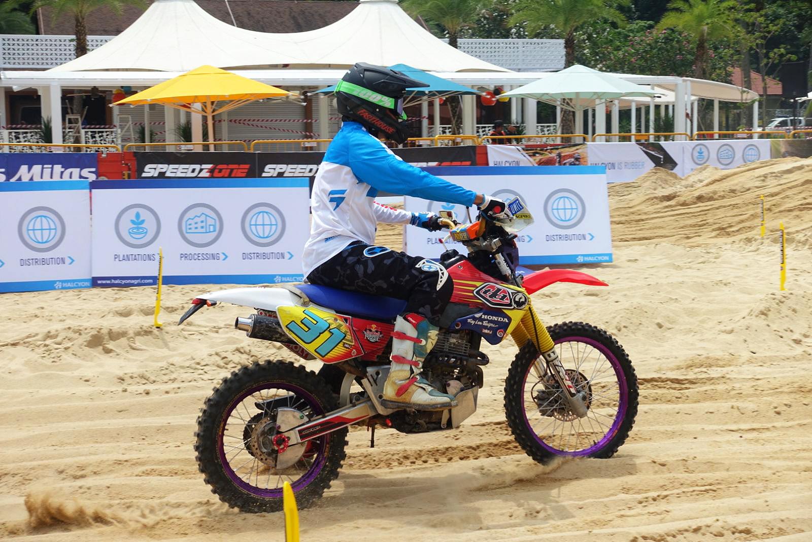 Sentosa MX Beach Race motocross
