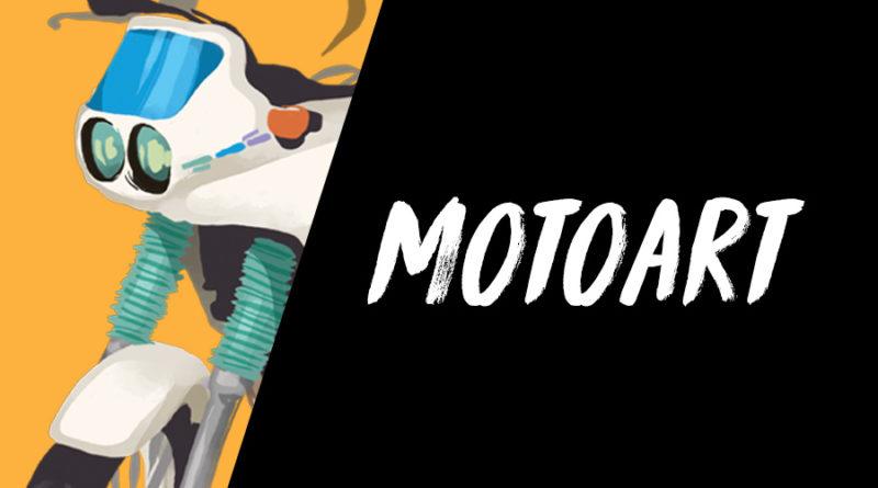 motoart Honda AX1