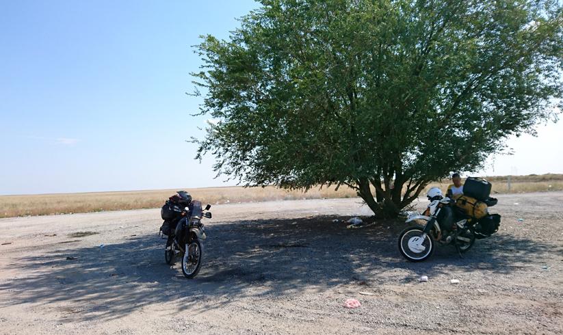 Kazakhstan desert