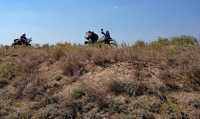 Kazakhstan DR650