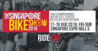 The Singapore Bike Show 2018