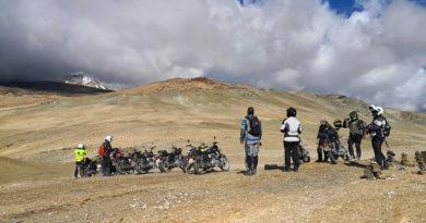 Ladakh Royal Enfield