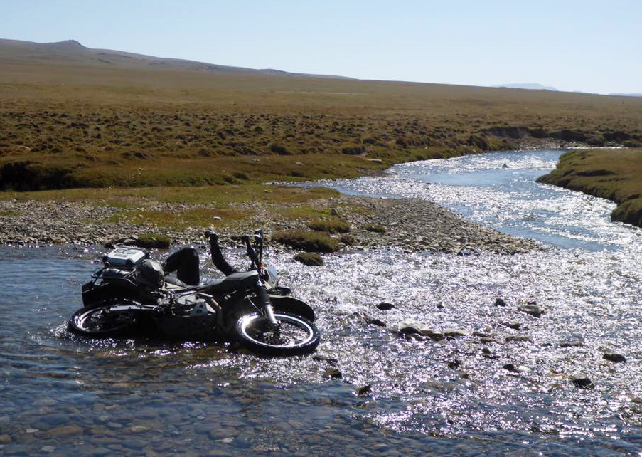 River Crossing DR650