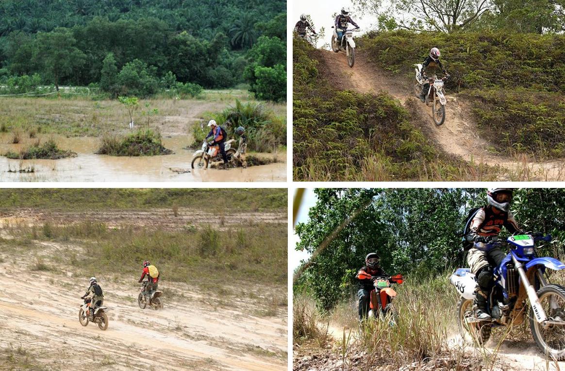 Tag Team Enduro Race