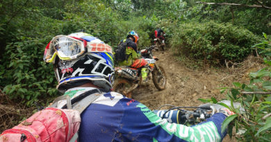 Enduro Tag Team Race