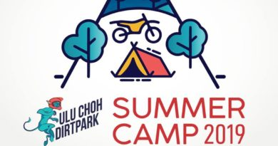 Ulu Choh Summer Camp (Image from Ulu Choh DirtPark Facebook)