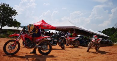 Ulu Choh DIrt Park – A Camp and A Launch or What You Missed