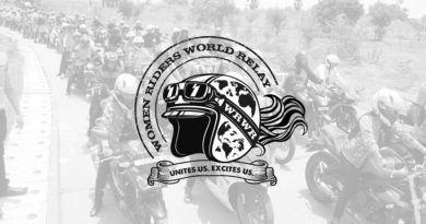 World's Largest Relay for Women Motorcyclists is crossing Singapore!