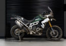 Tiger 900 Rally Prototype (image provided by Triumph Motorcycles Media)
